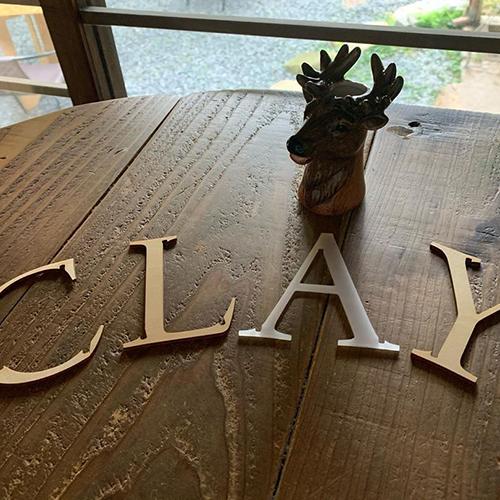 今週のclay&BAGDAD CAFE