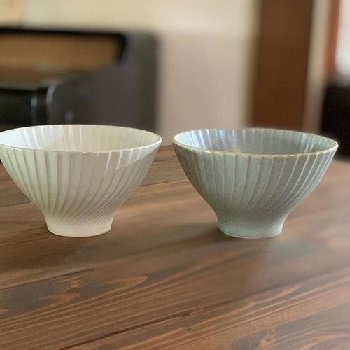 「ミッレ ライスボウル」スタジオMより届いたご飯茶碗。