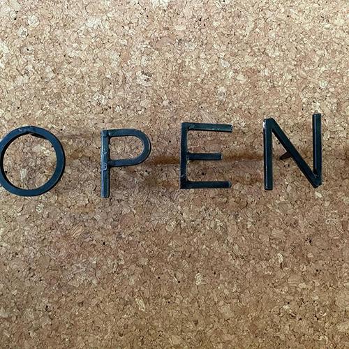clay、オープンいたしました!